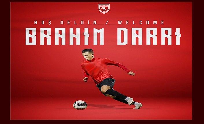 Samsunspor Brahim Darri ile Anlaşma Yaptı