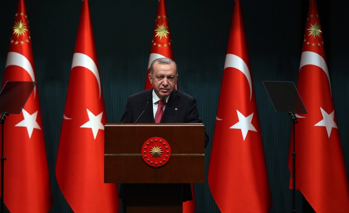 Sokak kısıtlaması ne zaman kalkıyor? Cumhurbaşkanı Erdoğan yeni kararları açıkladı