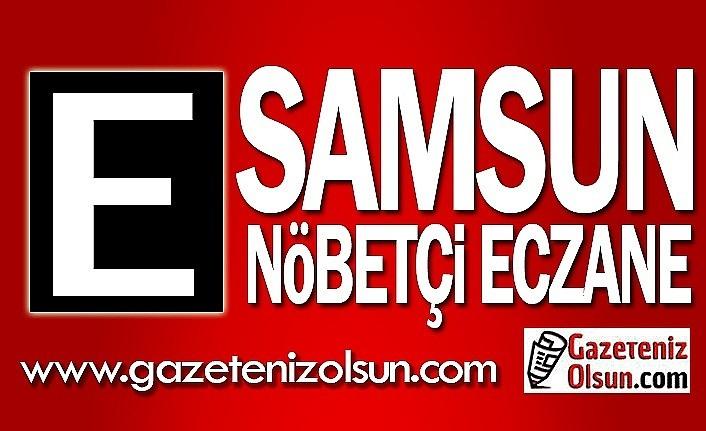 6 Temmuz Samsun Nöbetçi Eczane Listesi
