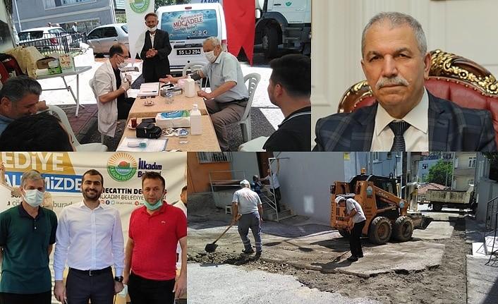 Başkan Demirtaş: Halktan uzak bir belediye değiliz