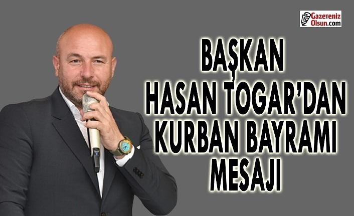 Başkan Togar'dan Kurban Bayramı Mesajı