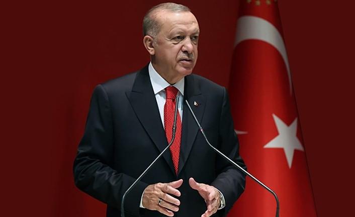Cumhurbaşkanı Erdoğan: Türkiye en güçlü yürüyüşünü gerçekleştiriyor