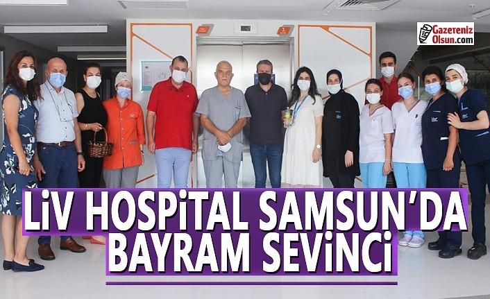 Liv Hospital Samsun'da Bayram Sevinci