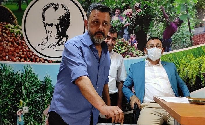 Salıpazarı'nda seçim heyecanı, Adem Osma Başkan oldu