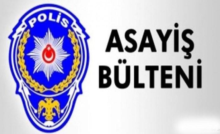 Samsun haziran ayı asayiş raporu, 433 Aranan Şahıs Yakalandı