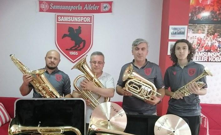 Samsunspor Bando Takımı kuruluyor!