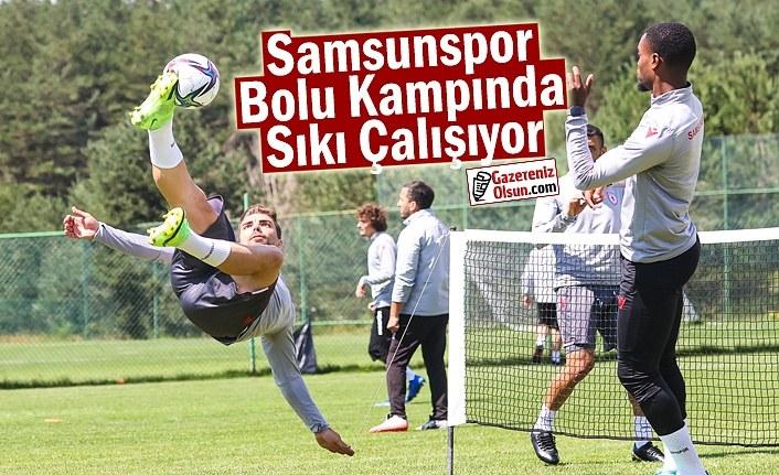 Samsunspor Bolu Kampında