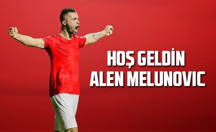 Alen Melunovic Samsunspor'da, Alen Melunovic Kimdir?