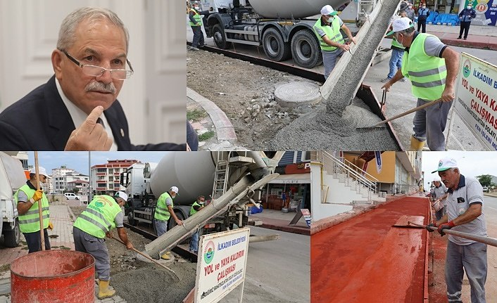 Başkan Demirtaş: Kaynaklarımızı etkin ve verimli kullanıyoruz