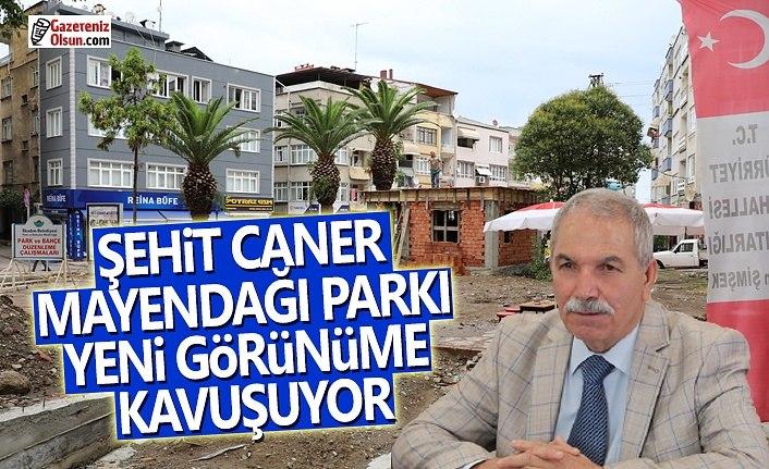 Başkan Demirtaş, Şehidimizin ismi parkta yaşayacak