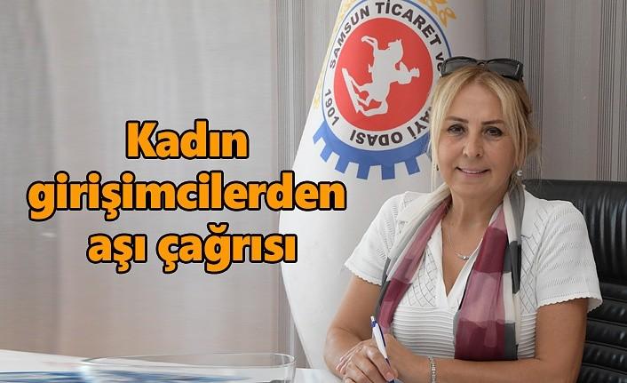 Kadın girişimcilerden aşı çağrısı - Samsun Haber