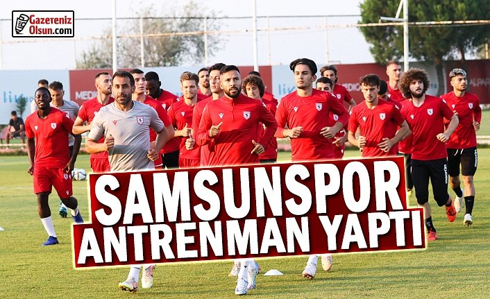 Samsunspor, Kocaelispor'a Bileniyor