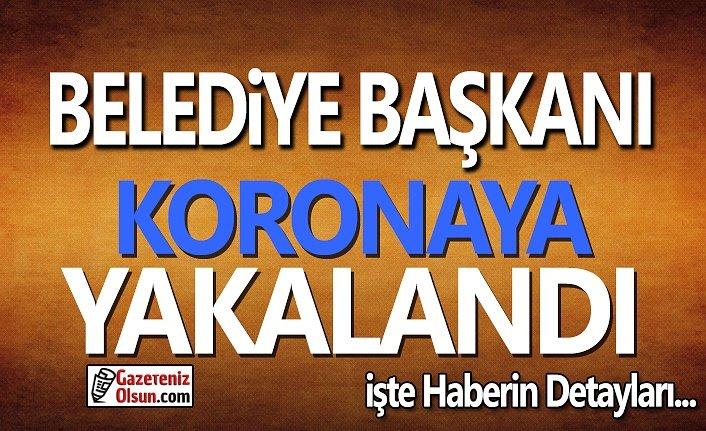 Vezirköprü Belediye Başkanı, İbrahim Sadık Edis Korona Oldu