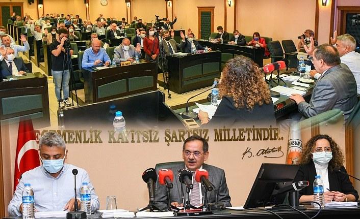 Büyükşehir Belediye Meclisi toplandı - Samsun Haber
