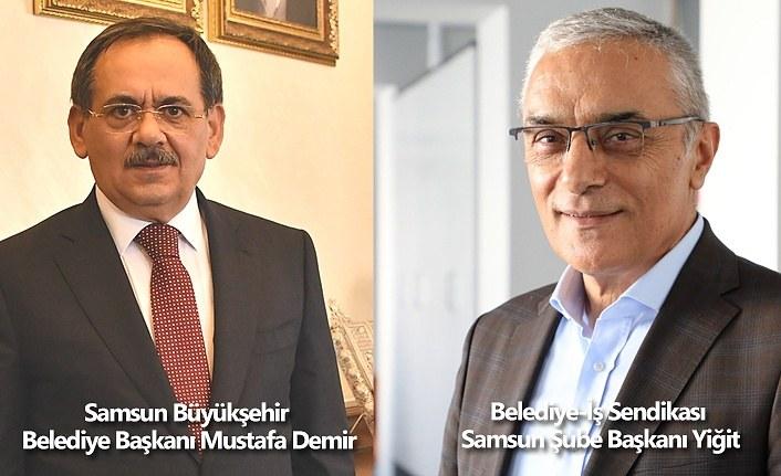 Büyükşehir Belediyesi şirket personeli zamlı maaş alacak