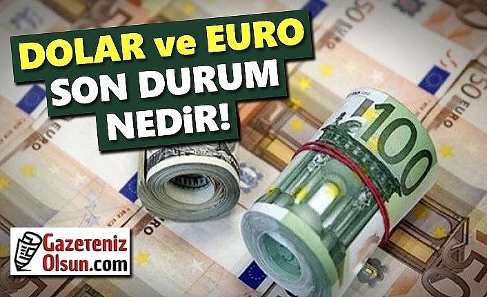 Dolar ve Euro Piyasalarında Son Durum, Dolar düşüşe geçti