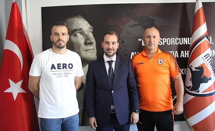 Hasan Uğur Kardal Atakum Belediyespor'da