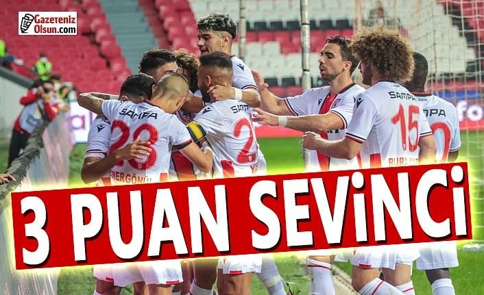 Samsunspor Keçiörengücü Maç Sonucu: 2-0