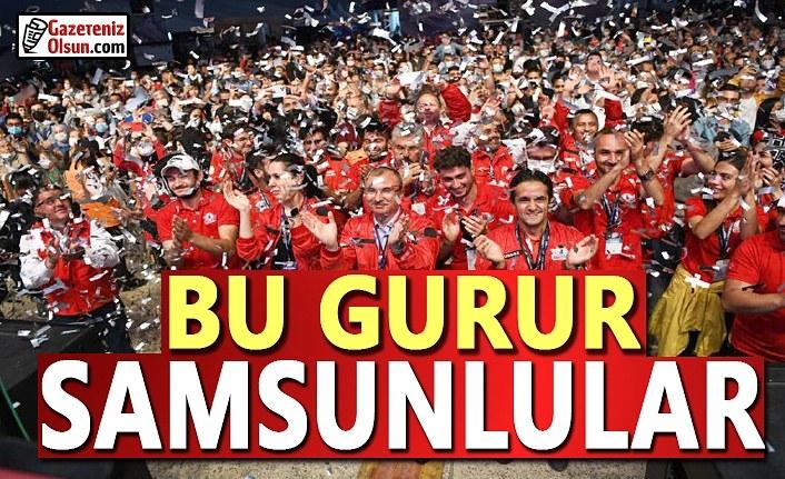 TEKNOFEST büyük bir coşkuyla İstanbul'da Yapıldı