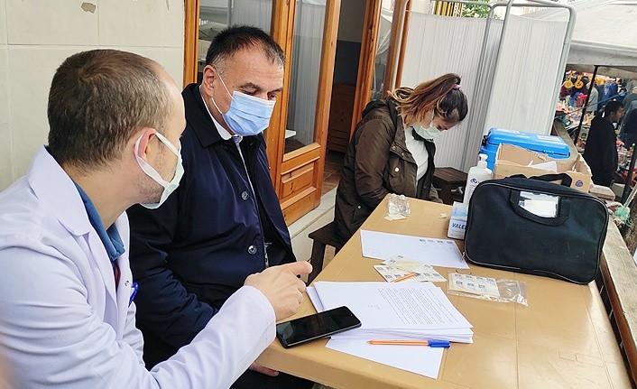 Başkan Akgül'den aşı çağrısı - Salıpazarı Haber