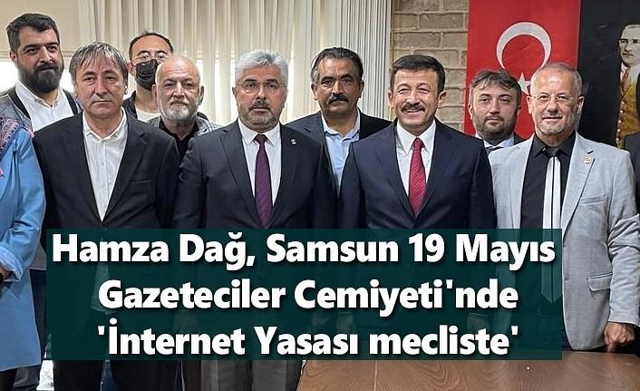Dağ: İnternet gazetecili ile ilgili düzenleme komisyonda