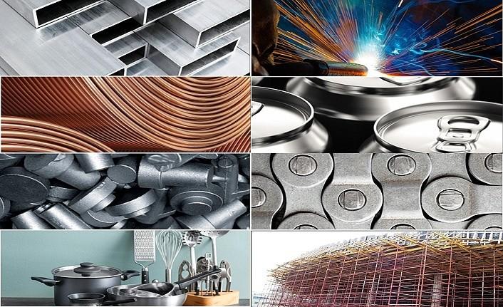 Demir ve demir dışı metaller sektöründe ihracat