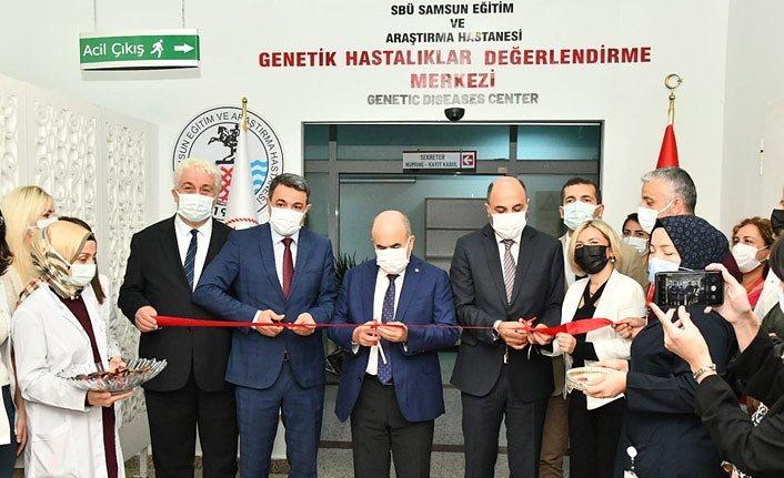 Genetik Hastalıklar Değerlendirme Merkezi açıldı - Samsun Haber