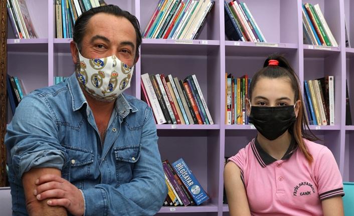Öğrenciler okullarında aşılanmaya başlanıldı - Samsun Haber