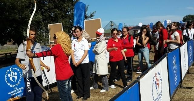 4.Kez Türkiye'nin En İyi Gençlik Kampı SAMSUN