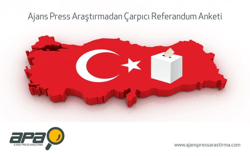Ajans Press'ten referandum anketi! İşte sonucu