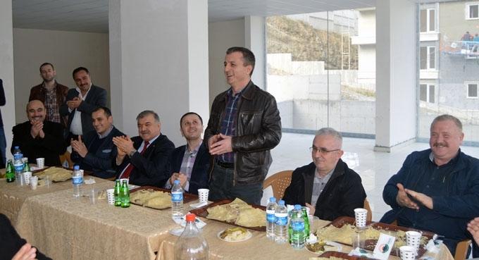 AK Parti İlkadım İlçe Başkanlığından Teşkilatlara Tirit Programı