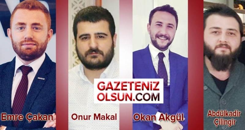 AK Parti Samsun İl Gençlik Kolları Başkanı kim olacak?