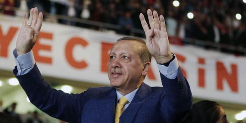 AK Parti'de ikinci Erdoğan dönemi başladı İşte yeni MKYK
