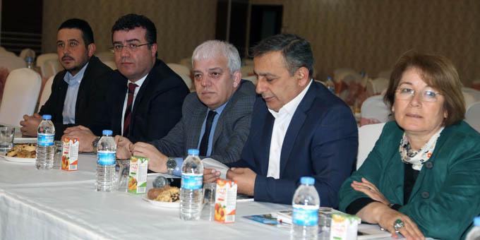 AK Parti'den Atakum'da İlçe Danışma Toplantısı