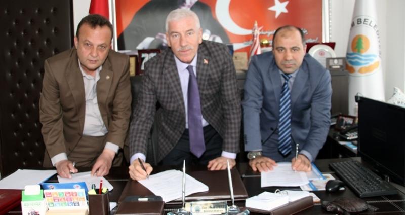 Alaçam'da girişimcilik protokolü imzalandı