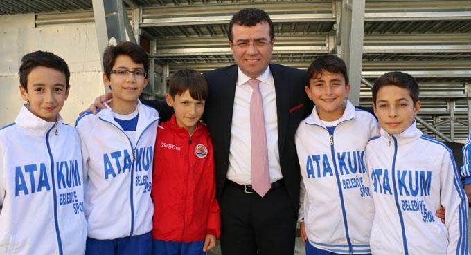 Atakum Belediyespor, Beşiktaş ve Boluspor ile karşılacak