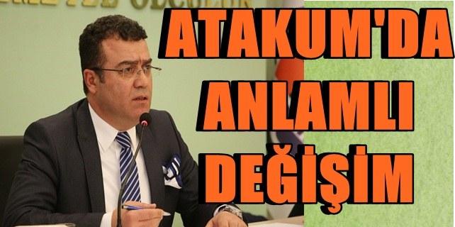 Atakum'da anlamlı değişim...İsimleri Atakum'da yaşayacak
