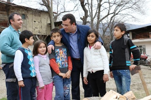 Atakum'da mahalle ayrımı yok