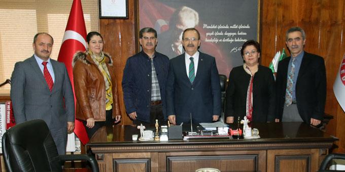 Bafra'da 'Bana Bir Şans Ver' Projesi ile istihdama katkı