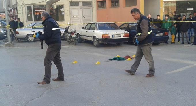 Bafra'da çıkan silahlı kavgada bir kişi öldü
