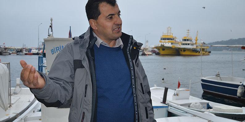 'Balıkçılar olarak kendi bindiğimiz dalı kesiyoruz'