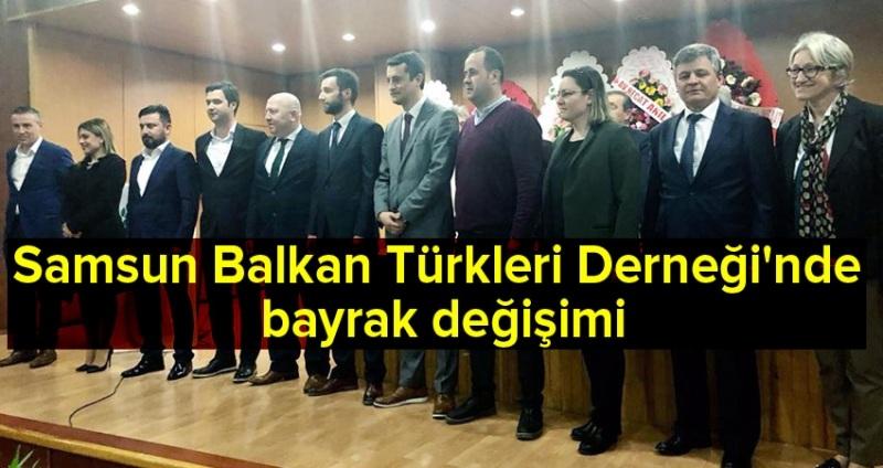 Balkan Türkleri'nde yeni başkan Uğur Burak Özata