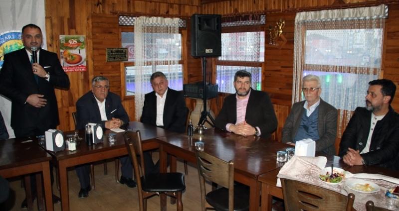 Başkan Akgül STK temsilcileri ile buluştu