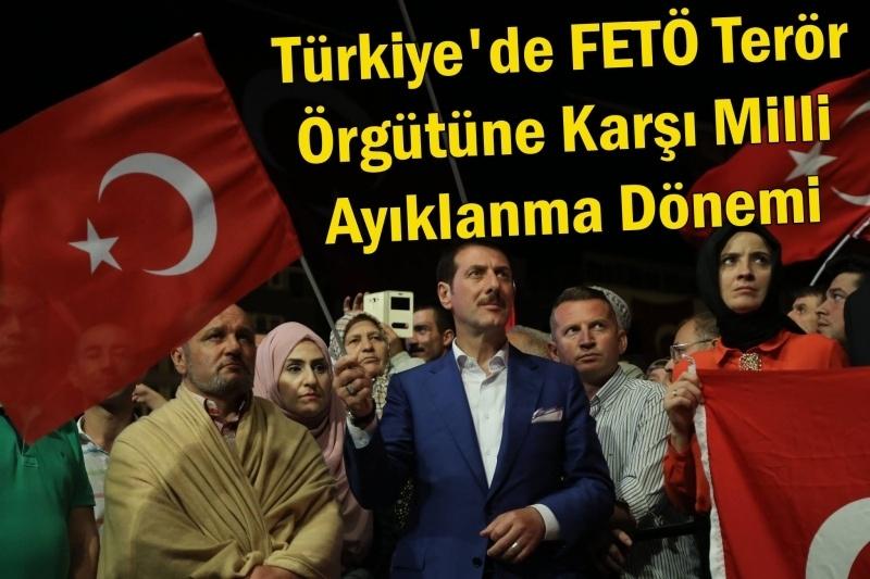 Başkan Erdoğan Tok: Milletçe hainlerden arınıyoruz