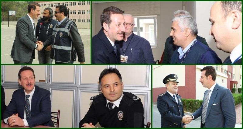 Başkan Erdoğan Tok'tan 10 Nisan Polis Günü Mesajı