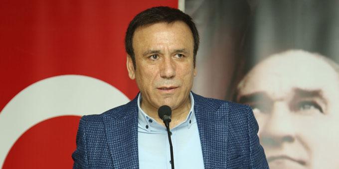 Başkan Genç: Türkiye'nin gelişimine katkıda bulunmalıyız
