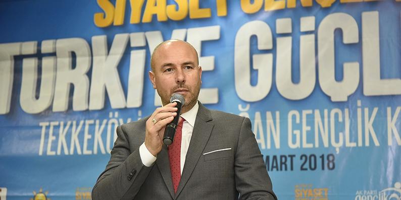Başkan Hasan Togar: 'Siyaset her geçen gün gençleşiyor'