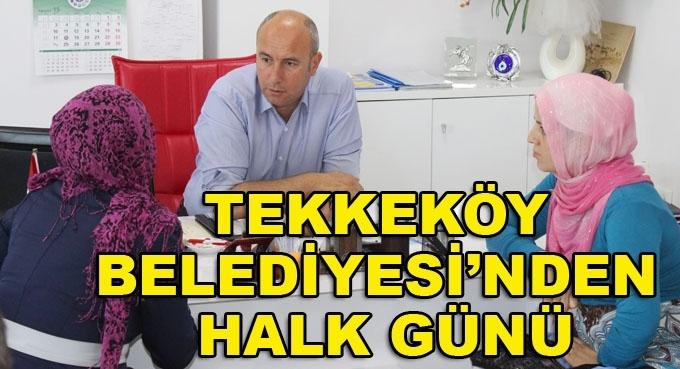 Başkan Hasan Togar'dan taleplere anında çözüm