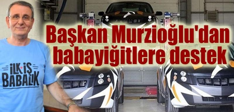 Başkan Murzioğlu: Yerli otomobil Samsun'un üretilmesini çok istiyoruz
