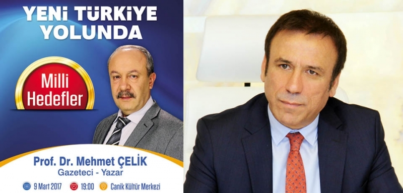 Başkan Osman Genç'ten konferansa davet